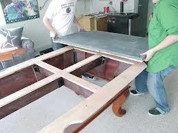 Pool table moves in Yuba City California